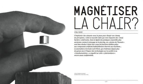MagnetiserlaChair