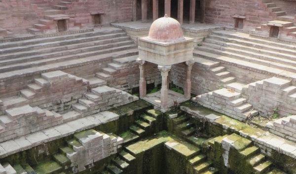 Orbs#Eau-puits-d-eau-en-Inde